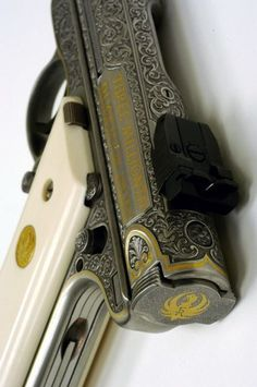 Unique Guns - The 3 Millionth Ruger Automatic - Beautiful!