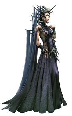 Unseelie Fey | Online Play-by-Post D&D Communities: Real Adventures - PbP Haven I love the headdress