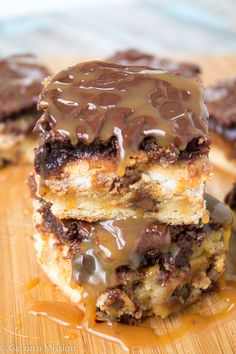 """You Just Got Dumped"" Brownie Bars. Almost like better than sex cake!"