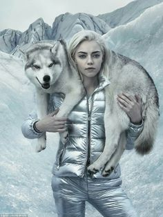 By Annie Leibovitz in Iceland's Landscapes ♡ ♡ ♡ ♡