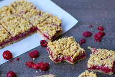 Three perfect layers of deliciousness that make for a yummy breakfast, snack or dessert! You'll love these Raspberry Crumb Bars that are full of nutrients and flavor. Paleo, Grain-Free, and Vegan, but no one will ever know! These bars are just pure magic. Nourishing your your tummies and making them so incredibly happy with three...Read More »