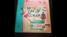 😄Mi vida en Scrap 4💁🏻video respuesta al canal Creaciones Izzy