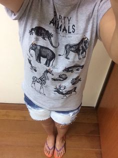 i like my outfit today #summer #mystyle