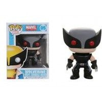 Figurine-Funko POP! Marvel Wolverine X force #05