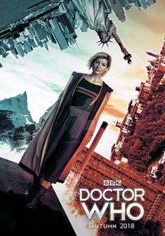 DOCTOR WHO AUTUMN 2018 by MrPacinoHead.deviantart.com on @DeviantArt