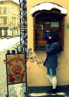 "Lviv, Ukraine .................... #GlobeTripper® | https://www.globe-tripper.com | ""Home-made Hospitality"" | http://globe-tripper.tumblr.com/"