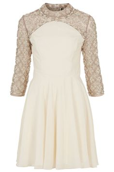 Pearl Swing Dress Topshop
