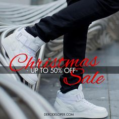 CHRISTMAS | SALE | DERODELOPER.COM  THE SALE IS UP TO 50 % DISCOUNT ON SELECTED ITEMS.  Available Online & In Stores  FOR MORE SHOP ONLINE: WWW.DERODELOPER.COM