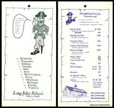 1970 food menu jack in the box menu from 1973 i cheated for Jack in the box fish and chips