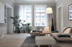 Bildspel - Påkostad våning med sekelskiftescharm ute till försäljning - Metro Mode Home