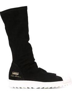 Adidas 'Superstar' sneaker boots