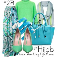 Hashtag Hijab Outfit #274,