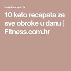 10 keto recepata za sve obroke u danu | Fitness.com.hr