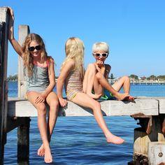 Beanie Bears, Ss16, Monkeys, Collaboration, Bikinis, Swimwear, Beachwear, Kids Fashion, Blog