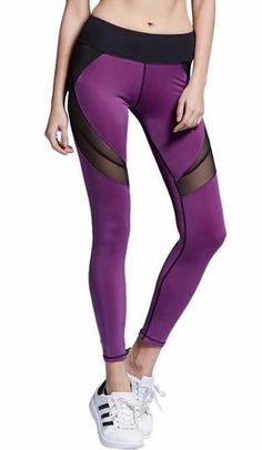 Double Wing Mesh Leggings - Multiple Colors Available Mesh Workout Leggings, Mesh Leggings, Zumba, Athleisure, Sexy Hips, Sport, Trousers Women, Yoga, Push Up