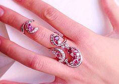 Scavia Trendy Jewelry, Cute Jewelry, Jewelry Rings, Jewelery, Jewelry Accessories, Jewelry Design, Unique Jewelry, Vintage Jewellery, Unusual Rings