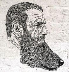 Bear beard / Beard bear?