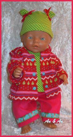 Nieuwe kleertjes voor Babyborn