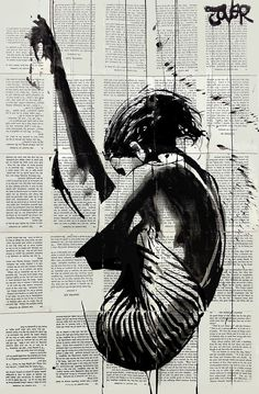dive by Loui  Jover