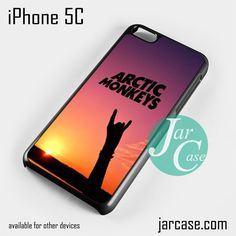 arctic monkeys rock out Phone case for iPhone 5C and other iPhone devices