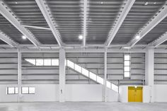 SCFC Architects, Lucas K. Doolan · ALP Logistic Republic Taichung
