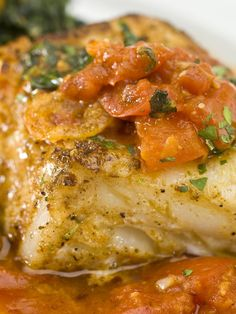 Seafood Dishes, Fish And Seafood, Seafood Recipes, Cooking Recipes, Healthy Recipes, Healthy Foods, Paleo Dinner, Dinner Recipes, Cottage Meals