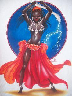 Oya by Claudia Krindges