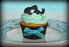 orca cupcake - Buscar con Google