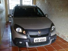 Renault SANDERO STEP. Easy R H-Power 1.6 8V Zero KM Gasolina Cachoeirinha RS | Roubados Brasil