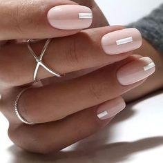 Rate the assistant from 1 to Don& forget .- Bewerten Sie den Assistenten von 1 bis Vergessen Sie nicht zu mögen # Näge… Rate the wizard from 1 to Don& forget to like # nails # manicure # design nails # gellak # beautiful nails # beautiful… - Hair And Nails, My Nails, Elegant Nail Art, Manicure E Pedicure, Minimalist Nails, Bridal Nails, Stylish Nails, Trendy Nails 2019, Nail Arts