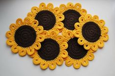 Crochet Jacket Pattern, Crochet Coaster Pattern, Crochet Motif, Crochet Doilies, Crochet Flowers, Hand Crochet, Crochet Stitches, Crochet Patterns, Scarf Patterns