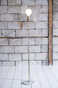Exposed Bulb Floor Lamp | lambert-fils-1732csmlw.jpg