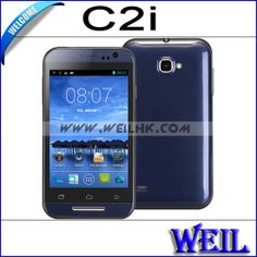 """DK C2i MTK6572W Dual Core 4.0""""screen Android 4.2 Mobile Celular Phone 512MB+4GB Dual Sim Dual Camera 5.0MP Cover As a Gift"""