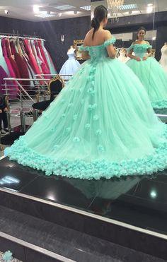 Prom Dresses,Evening Dress,New Arrival Prom Dress,Modest Prom Dress,mint