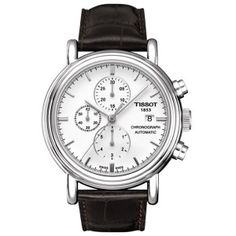 TISSOT : Tissot CARSON series mechanical male table T068.427.16.011.00