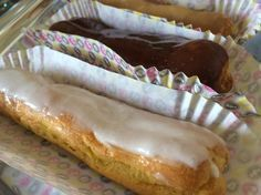éclairs thermomix