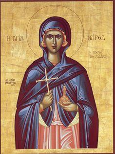 St. Martha the Holy Myrrhbearer of Bethany - June 4