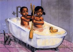 African American Love Art | Curtis E. James - Artist, Art, Black Art, African American Art ...