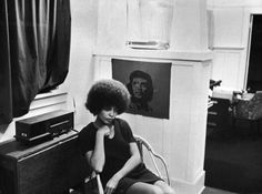 American activist Angela Davis, shortly after she was fired from her post as philosophy professor at UCLA due to her membership of the Communist Party of America, November Get premium, high resolution news photos at Getty Images Angela Davis, Jay Z, Shanghai, Black Panther Party, Civil Rights Activists, Before Us, Black Power, African American History, Life Magazine