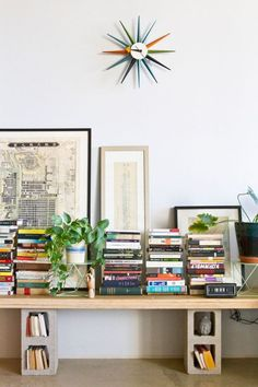 DIY Shelves Ideas : A Forever Home in Downtown Los Angeles