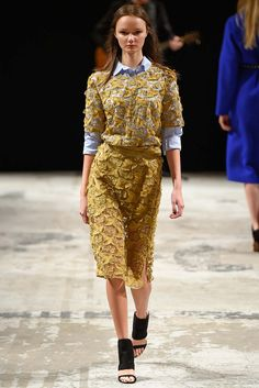 Baum und Pferdgarten Copenhagen Fall 2015 - Collection - Gallery - Style.com