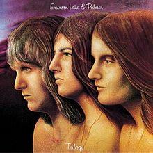 Emerson Lake & Palmer Trilogy - mesmerizing music, Quadraphonic sound