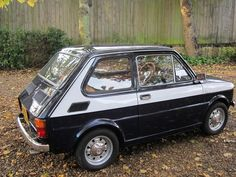 Fiat 126 Abarth - 1974 Fiat 500, Fiat Abarth, Steyr, Cute Cars, Small Cars, Future Car, Italian Style, Cars And Motorcycles, Vintage Cars