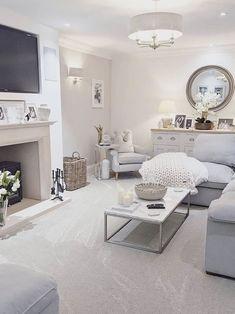Classy Living Room, Dark Living Rooms, Living Room Themes, Living Room Decor Cozy, Living Room Update, Living Room White, Living Room Grey, Home Living Room, Snug Room
