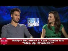 Kathryn McCormick and Ryan Guzman Talk Step Up Revolution