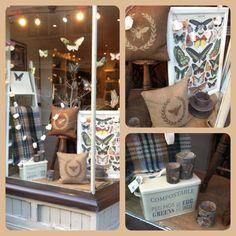 #shop #window  Nora's Ilkley