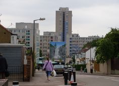 """David Cameron has written an article for the Sunday Times denouncing """"brutal"""" post-war housing estates as part of """"an all-out assault on poverty and. Streets Have No Name, Council Estate, Gloucester Road, New Spain, Tower Block, British Prime Ministers, David Cameron, Willis Tower, Sink"""