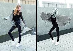 #ONLY #Schal / #VEROMODA #Body / PIECES #Funky #Legging