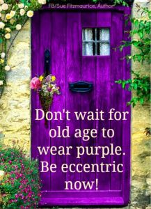 "divadesle: "" What's through the purple door? The Purple, Purple Door, All Things Purple, Purple Haze, Shades Of Purple, Purple Stuff, Nice Things, My Favorite Color, My Favorite Things"