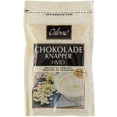 .. og i hvide til lækker varm kakao